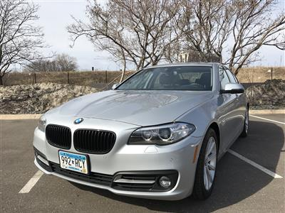 2015 BMW 5 Series lease in Minnetonka,MN - Swapalease.com