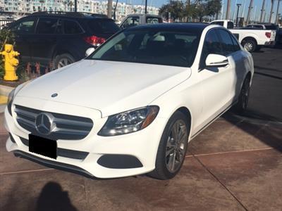 2016 Mercedes-Benz C-Class lease in Marina Del Rey,CA - Swapalease.com