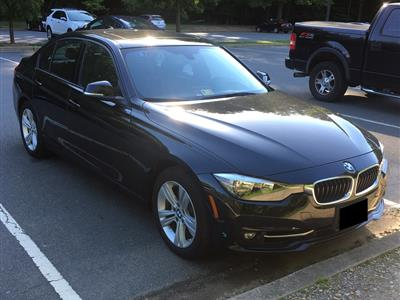 2016 BMW 3 Series lease in Arlington,VA - Swapalease.com