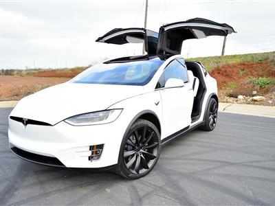 2016 Tesla Model X lease in Rancho Cordova,CA - Swapalease.com