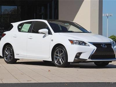 2017 Lexus CT 200h F Sport lease in Yonkers,NY - Swapalease.com