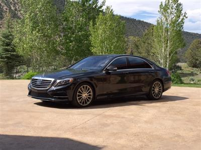 2016 Mercedes-Benz S-Class lease in Jenks,OK - Swapalease.com