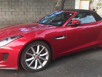 2015 Jaguar F-Type lease in Los Angeles,CA - Swapalease.com