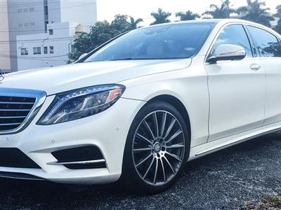 2016 Mercedes-Benz S-Class lease in SUNNY ISLES,FL - Swapalease.com