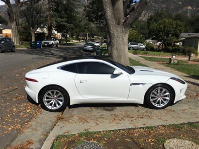 2016 Jaguar F-Type lease in altadena,CA - Swapalease.com