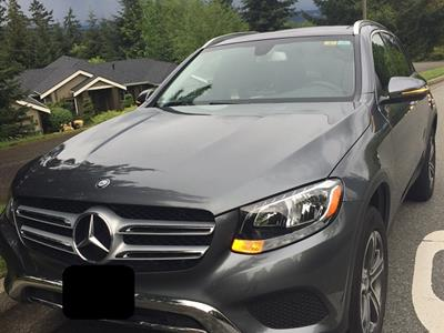 2016 Mercedes-Benz GLC-Class lease in Bellevue,WA - Swapalease.com