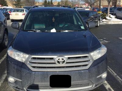 2013 Toyota Highlander lease in Ogdensburg,NJ - Swapalease.com