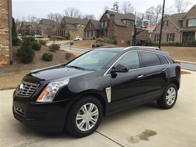 2016 Cadillac SRX lease in Cumming,GA - Swapalease.com