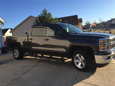 2015 Chevrolet Silverado 1500 lease in Oak Creek,WI - Swapalease.com