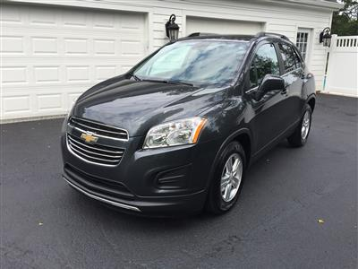 2016 Chevrolet Trax lease in Bay City,MI - Swapalease.com