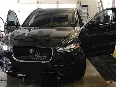 2017 Jaguar F-PACE lease in Teaneck,NJ - Swapalease.com