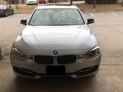 2014 BMW 3 Series lease in RICHARDSON,TX - Swapalease.com