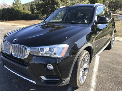 2016 BMW X3 lease in Malibu,CA - Swapalease.com