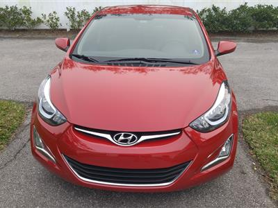 2016 Hyundai Elantra lease in Largo,FL - Swapalease.com