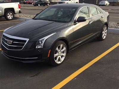 2016 Cadillac ATS lease in Birmingham,MI - Swapalease.com