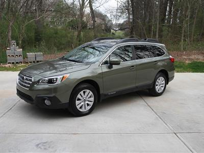 2016 Subaru Outback lease in Atlanta,GA - Swapalease.com