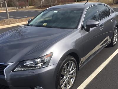 2015 Lexus GS 350 lease in Aldie,VA - Swapalease.com