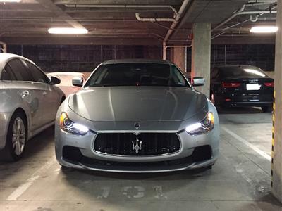 2015 Maserati Ghibli lease in Dallas,TX - Swapalease.com