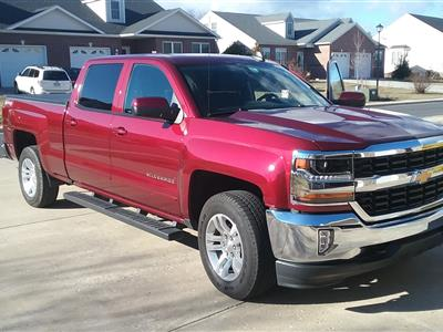 2016 Chevrolet Silverado 1500 lease in Charles Town,WV - Swapalease.com