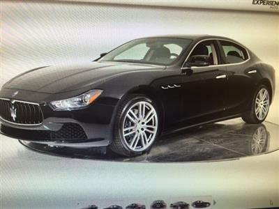 2016 Maserati Ghibli lease in Davie,FL - Swapalease.com