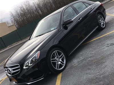 2016 Mercedes-Benz E-Class lease in Staten Island,NY - Swapalease.com