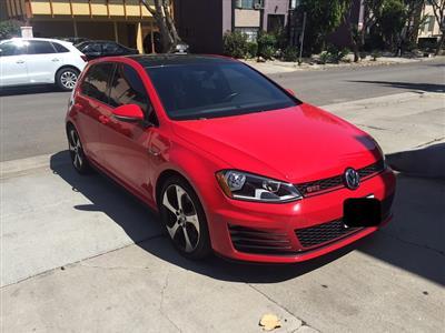 Volkswagen GTI Lease Deals In California Swapaleasecom - Volkswagen in california