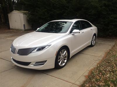 2015 Lincoln MKZ Hybrid lease in Charlotte,NC - Swapalease.com