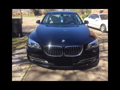 2014 BMW 7 Series lease in houston,TX - Swapalease.com