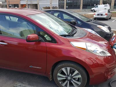 2015 Nissan LEAF lease in Rockvile,MD - Swapalease.com