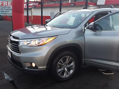 2015 Toyota Highlander lease in Chicago,IL - Swapalease.com