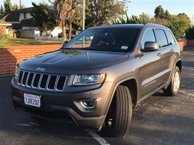 2014 Jeep Grand Cherokee lease in Huntington Beach,CA - Swapalease.com