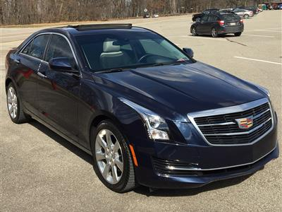2016 Cadillac ATS lease in Mars,PA - Swapalease.com