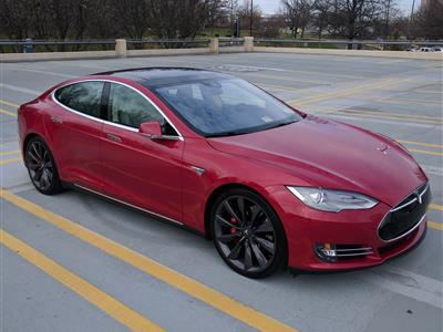 2016 Tesla Model S lease in Fairfax,VA - Swapalease.com