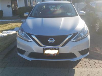 2016 Nissan Sentra lease in Levittown,NY - Swapalease.com
