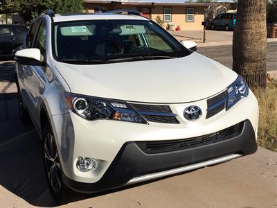2015 Toyota RAV4 lease in Tucson,AZ - Swapalease.com