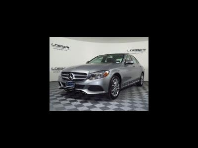 2016 Mercedes-Benz C-Class lease in Franklin Pk,IL - Swapalease.com