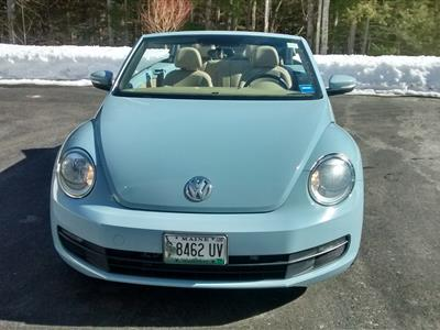 2015 Volkswagen Beetle lease in Westbrook,ME - Swapalease.com