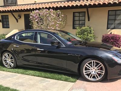 2015 Maserati Ghibli lease in visalia,CA - Swapalease.com