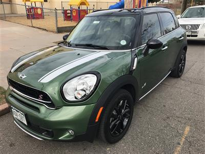 2016 MINI Cooper Countryman lease in Denver ,CO - Swapalease.com