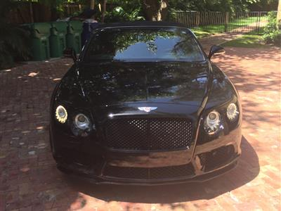 2015 Bentley Continental  GTC V8 S lease in Miami,FL - Swapalease.com