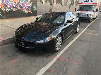 2015 Maserati Ghibli lease in Brokyln,NY - Swapalease.com