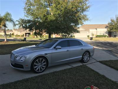 2015 Bentley Continental Flying Spur lease in Windermere,FL - Swapalease.com