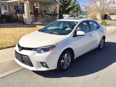 2015 Toyota Corolla lease in Gardnerville,NV - Swapalease.com
