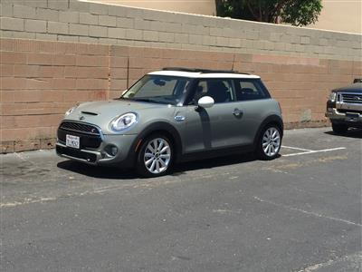 2015 MINI Cooper Coupe lease in Huntington Beach,CA - Swapalease.com