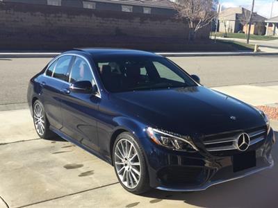 2016 Mercedes-Benz C-Class lease in Lancaster,CA - Swapalease.com