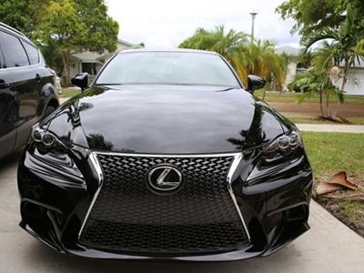 2016 Lexus IS 200t lease in Boca Raton,FL - Swapalease.com