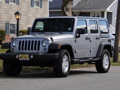 2016 Jeep Wrangler Unlimited lease in Manasquan,NJ - Swapalease.com