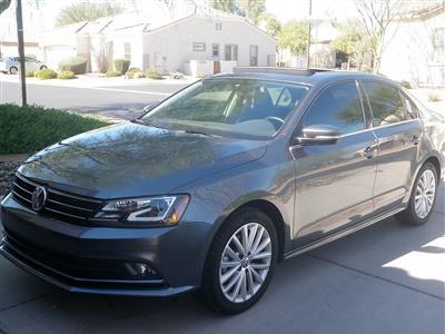 2016 Volkswagen Jetta lease in Gilbert,AZ - Swapalease.com