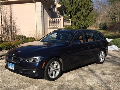 2016 BMW 3 Series lease in Ridge Field ,CT - Swapalease.com