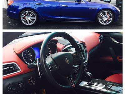 2015 Maserati Ghibli lease in Port Tobacco,MD - Swapalease.com